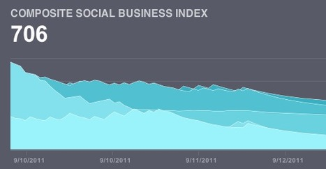 Social Business Index | Internet Marketing Strategy 2.0 | Scoop.it | Social Business Evolution | Scoop.it