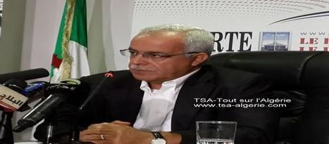 Hamid Grine répond aux critiques de l'ambassadeur de France | Algérie | Actu médias | Scoop.it