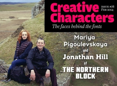 MyFonts: Creative Characters interview with The Northern Block, February 2014 | Inspiring Typography | Scoop.it