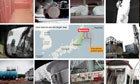 [Eng] Dans Fukushima – guide interactif | The Guardian | Japon : séisme, tsunami & conséquences | Scoop.it