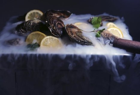Luxirare's Oyster Consommé | More Than Just A Supermarket | Scoop.it