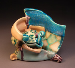 Exhibit of Fanciful to Outrageous ceramic works | Ceramic artists | Scoop.it
