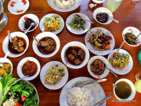 A taste of transition: Burmese eats   Lina Goldberg, Phnom Penh, Cambodia   The Rambling Epicure   Scoop.it