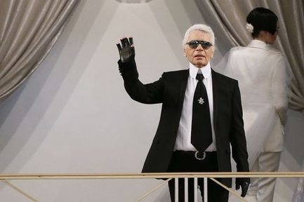 "Karl Lagerfeld va proposer sur son site des chaussures ""customisables"" 