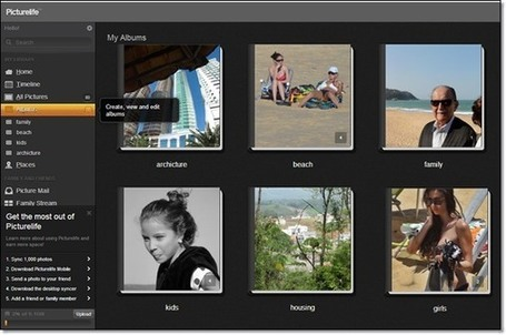 Picturelife le dropbox du backup photo | formation 2.0 | Scoop.it