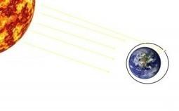 ¿Por qué los satélites son visibles de noche?   Cosmo Noticias   Expediente ovni.   Scoop.it