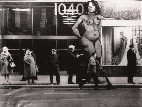 Anita Steckel: Equal Exposure
