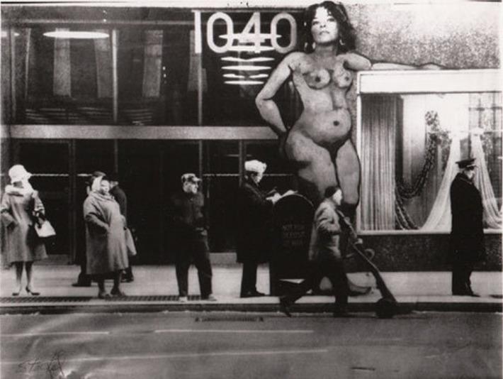 Anita Steckel: Equal Exposure | For Art's Sake-1 | Scoop.it