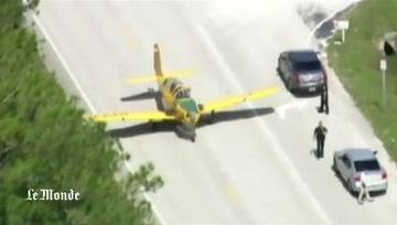 Un avion se pose en catastrophe dans la campagne américaine   IP VOUS RECOMMANDE...   Scoop.it