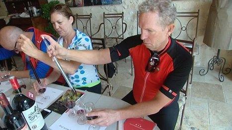 A Saint-Palais-et-Cornamps, le touriste dans la peau du viticulteur - France 3 Aquitaine | Oenotourisme et idées rafraichissantes | Scoop.it