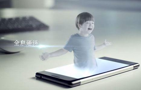Le premier smartphone qui affiche de véritables hologrammes débarque sur le marché | Piwee | Numerique - Objets connectés - Innovation | Scoop.it