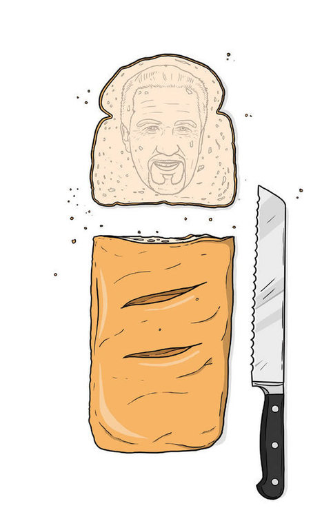 Bread by Paul Hollywood – digested read - The Guardian | bread | Scoop.it
