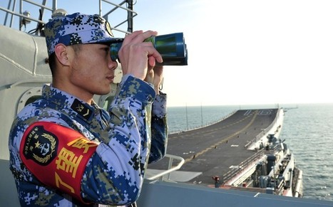 China training for 'short, sharp war' against Japan  - Telegraph | expensiven | Scoop.it