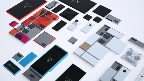 Google Project Ara will use new 3D printing method | Technology and Gadgets | Scoop.it