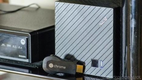 The basics: How Google TV differs from Chromecast | Television | Scoop.it