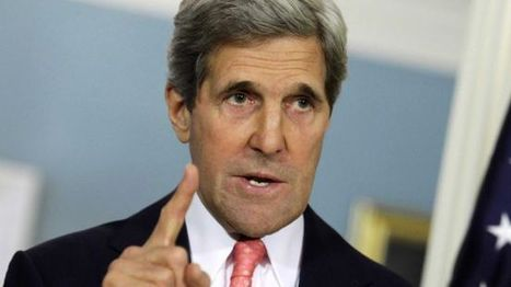 Kerry: We wasted a year in Syria   Unthinking respect for authority is the greatest enemy of truth.   Scoop.it