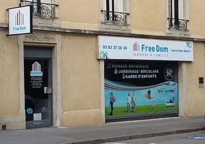 Ouverture nancéienne pour Free Dom - Toute-la-Franchise.com | LAURENT MAZAURY : ÉLANCOURT AU CŒUR ! | Scoop.it