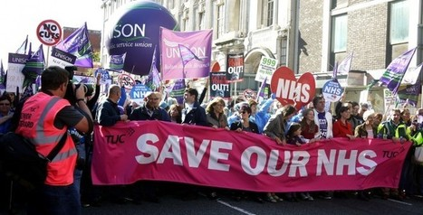 Tories In £1.5 Billion NHS Sell-Off Scandal | Welfare News Service (UK) - Newswire | Scoop.it