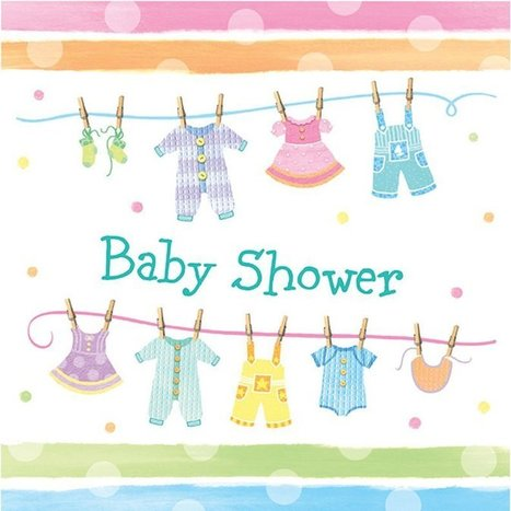 La Baby Shower | Annikids, le blog | Mes trucs de fête | Scoop.it