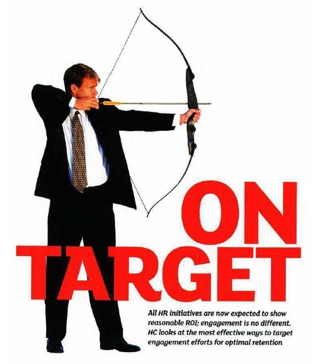 On Target - Human Capital Special Report | Engagement Capabilities Media Coverage | Scoop.it