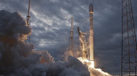 SpaceX Will Attempt to Land Three Rockets at Once | The NewSpace Daily | Scoop.it
