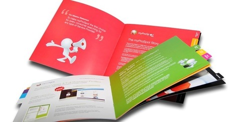 3 secrets every brochure designer uses to stand out of the competition | Exclusive Brochure Design Tips | Scoop.it