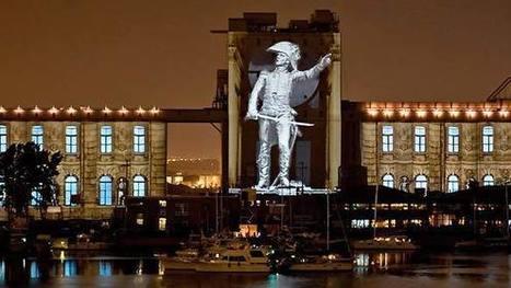 Projecting the past - Arts & Entertainment - CBC News | To visit Québec City | Scoop.it