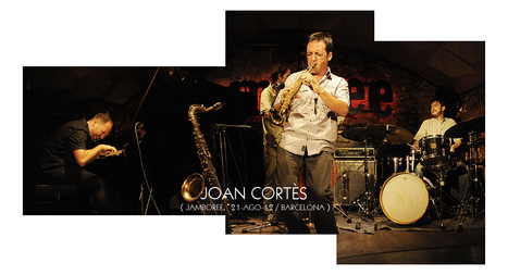 VICTOR DE DIEGO QUARTET (Jamboree / 21-ago-12 / Barcelona) | JAZZ I FOTOGRAFIA | Scoop.it