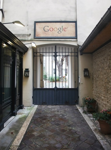 La maison vue par Google | Olivier Robert | Scoop.it