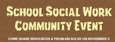 School Social Work Community Event @oaklandschools @oaklandssw | SSW Professional Development and Learning | Scoop.it