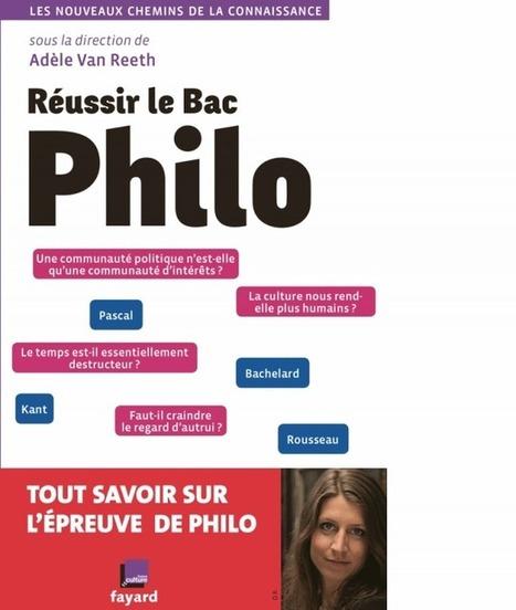 Bac Histoire, Philo et Sciences du 2 au 6 juin - France Culture | CDI RAISMES - MA | Scoop.it