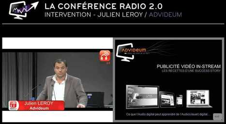 Publicité Vidéo In-Stream : Les recettes d'une success story   Radio 2.0 (En & Fr)   Scoop.it