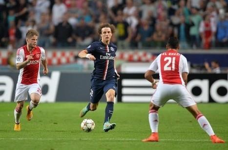 David Luiz veut terminer au Benfica - Sport.fr | Selecao.FR | Scoop.it