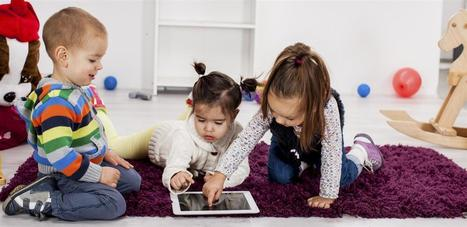 Les enfants devront savoir utiliser une tablette avant leur entrée en CP | Education numérique | Scoop.it