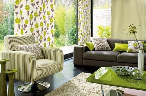 How Contemporary Curtains Influence House Decorating Ideas? | Curtains | Scoop.it