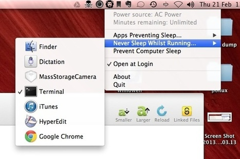 Mac 应用推荐:让你的Mac 智能 Sleeps | ios develop | Scoop.it