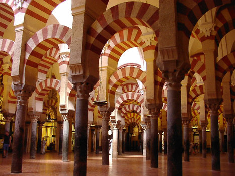 La mezquita de Córdoba | Rebollarte | Scoop.it