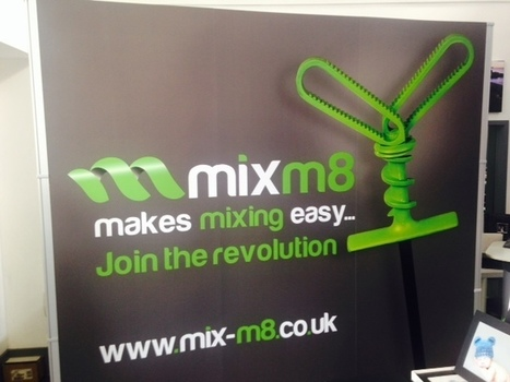 Mix M8- Join the revolution | rowburn | Scoop.it