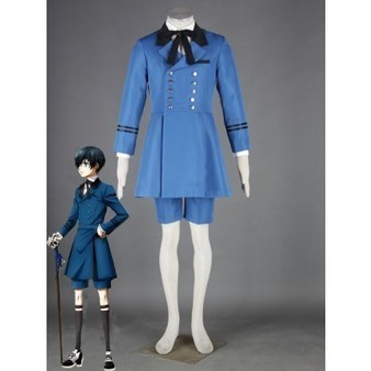 Black Butler - Ciel Phantomhive costume first generation | Cosplay Costumes | Scoop.it
