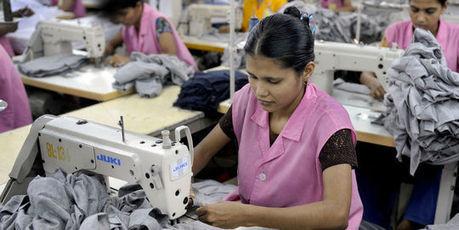 L'OIT pointe l'importance du textile pour le Bangladesh   commerce ethique   Scoop.it