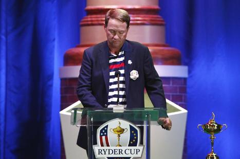 Ryder Cup: Davis Love III est-il coupable ? | Nouvelles du golf | Scoop.it