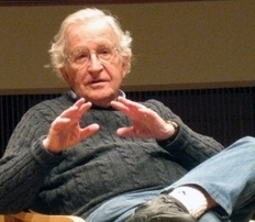 Noam Chomsky on linguistics (and climate change.) | ESOL 7 | Scoop.it