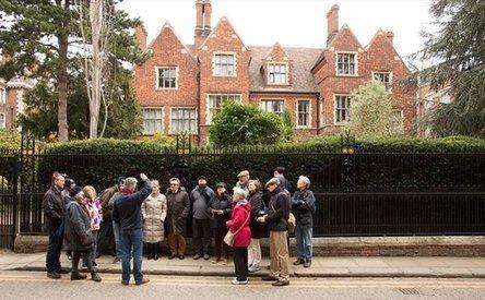 Private and Group Tours of Cambridge - Visit Cambridge   Cambridge Walks   Scoop.it