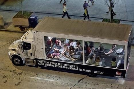 Grands événements : des esclaves livrés par camion   Les évènements sportifs : un levier pour les droits de l'homme   Scoop.it