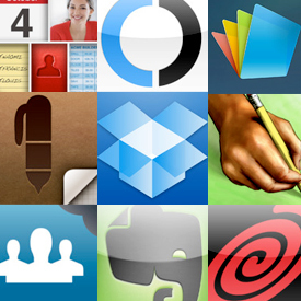 20 iPad Apps for Productivity | Teens, Youth & Libraries | Scoop.it