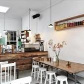 Slowpoke Espresso: Diseño de Interior Sostenible | diseñadora de interiores | Scoop.it