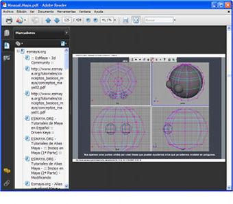 Manual Maya en español. (2010) | Diseño de objetos digitales II Bibliografía oficial | Scoop.it