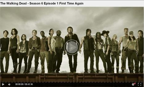 Watch The Walking Dead Season 6 Episode 1 Live Stream   The Walking Dead Season 6   Scoop.it