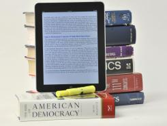 Some universities require students to use e-textbooks | Learning & Mobile | Scoop.it