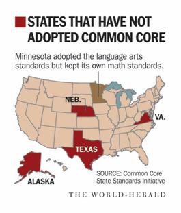 Nebraska educators await moment of truth on Common Core - Omaha World-Herald | Common Core | Scoop.it